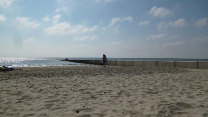 Strand am Wattenmeer